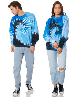 MULTI MENS CLOTHING DYED JUMPERS - DY8102SDTIDYE