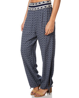 INDIGO WOMENS CLOTHING TIGERLILY PANTS - T375370IND