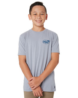 ARTIC BLUE KIDS BOYS SWELL TOPS - S32011002ARTBL