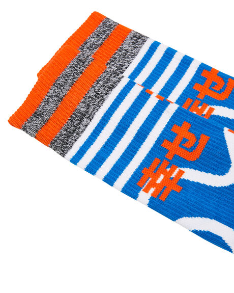 MULTI MENS CLOTHING HAPPY SOCKS SOCKS + UNDERWEAR - ATJAP27-6300MUL