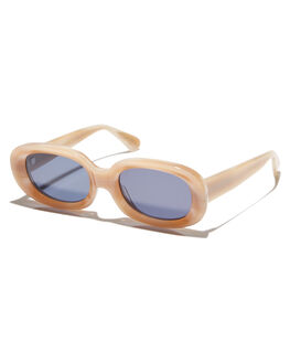 JARED MELL BONE WOMENS ACCESSORIES CRAP SUNGLASSES - 172ZB50VBBONE