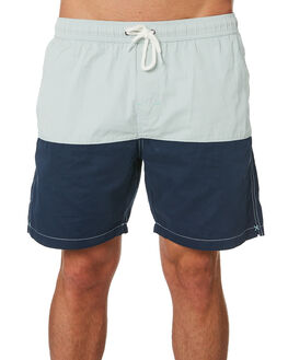 NAVY SLATE MENS CLOTHING SWELL BOARDSHORTS - S5184251NVSLT