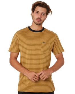 BRONZE MENS CLOTHING VOLCOM TEES - A01118R0BRZ