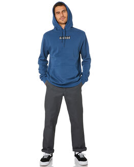 SMOKEY BLUE MENS CLOTHING VOLCOM JUMPERS - A4141900SMB