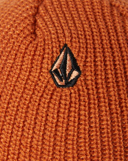 BRONZE MENS ACCESSORIES VOLCOM HEADWEAR - D5831510BRZ
