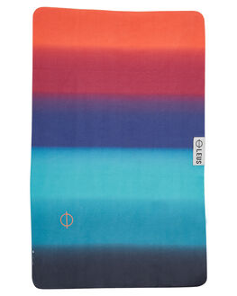 MULTI MENS ACCESSORIES LEUS TOWELS TOWELS - 02HTHZBLMUL
