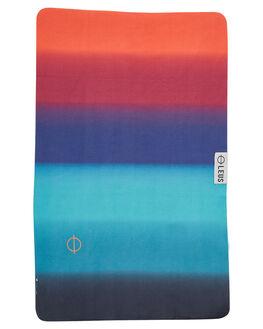 MULTI MENS ACCESSORIES LEUS TOWELS TOWELS - 02HTHZBLMUL
