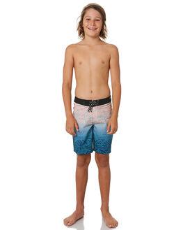 PINK TINT KIDS BOYS HURLEY BOARDSHORTS - CT6952631