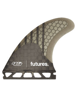 SMOKE BOARDSPORTS SURF FUTURE FINS FINS - HS2-021409SMOKE