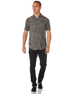 OYSTER MENS CLOTHING THE PEOPLE VS SHIRTS - HS18018OYSTR