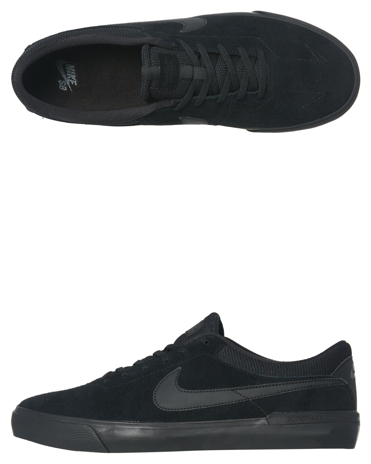 f2acc14e2476 ... amazon black black mens footwear nike skate shoes 844447 008 2bec4 fbe48