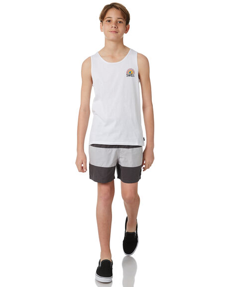 WHITE OUTLET KIDS SWELL CLOTHING - S3184273WHITE
