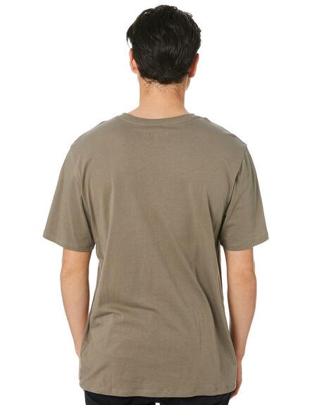 OLIVE GREY MENS CLOTHING HURLEY TEES - AH7935067