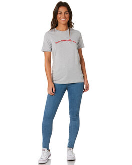 GREY MARLE WOMENS CLOTHING ELWOOD TEES - W83101-309