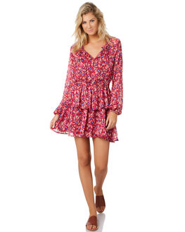 MULTI WOMENS CLOTHING MINKPINK DRESSES - MP1903453MUL