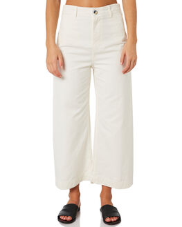 IVORY WOMENS CLOTHING FREE PEOPLE PANTS - OB8432631103