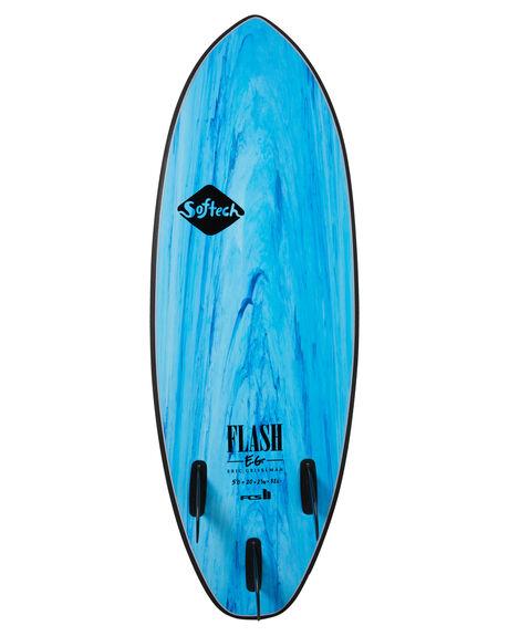 AQUA MARBLE BOARDSPORTS SURF SOFTECH SOFTBOARDS - FEGII-AQM-057AQM