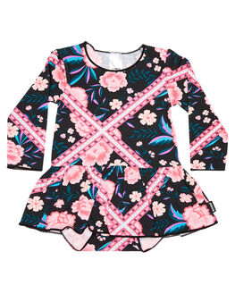 TAPESTRY FLORAL KIDS BABY BONDS CLOTHING - BXMTA8GR