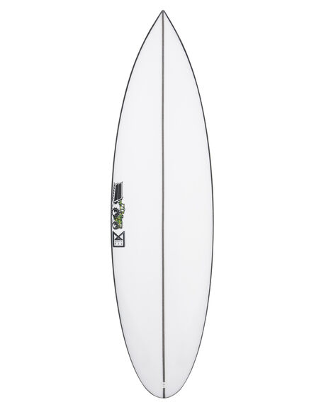 CLEAR BOARDSPORTS SURF JS INDUSTRIES SURFBOARDS - JSMBRCLR