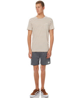 SAND MENS CLOTHING RHYTHM TEES - OCT17M-CT04-SAN