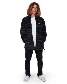 BLACK MENS CLOTHING BILLABONG JUMPERS - BB-9507615-BLK