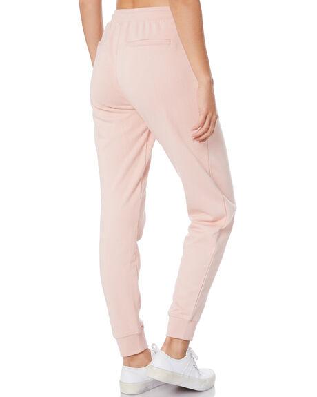 DUSTY PINK WOMENS CLOTHING HUFFER PANTS - WPA01S8705DSTPK