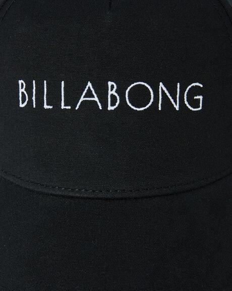 BLACK WOMENS ACCESSORIES BILLABONG HEADWEAR - 6603317BBLK