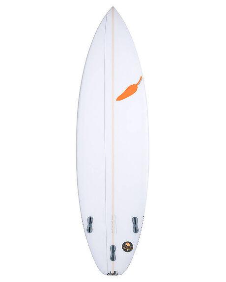 CLEAR BOARDSPORTS SURF CHILLI SURFBOARDS - CHSPAWNCLR