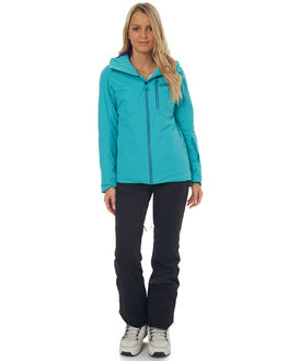 BLUE BOARDSPORTS SNOW THE NORTH FACE WOMENS - NF0A34M3E6FBLU