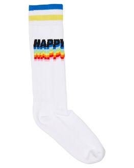 MULTI MENS CLOTHING HAPPY SOCKS SOCKS + UNDERWEAR - ATHAP27-1300MUL