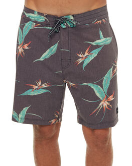 BLACK MENS CLOTHING RIP CURL BOARDSHORTS - CBOPY10090