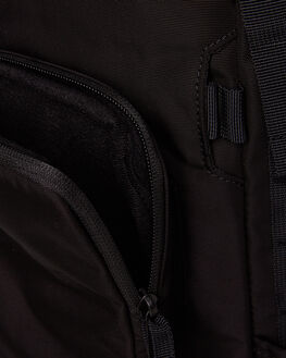ALL BLACK NYLON MENS ACCESSORIES NIXON BAGS + BACKPACKS - C2950-1148