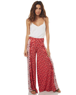 TANGO RED WOMENS CLOTHING TIGERLILY PANTS - T371374TANG