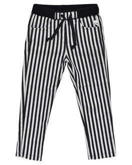 STRIPE KIDS GIRLS KISSED BY RADICOOL PANTS - KR0931STRP