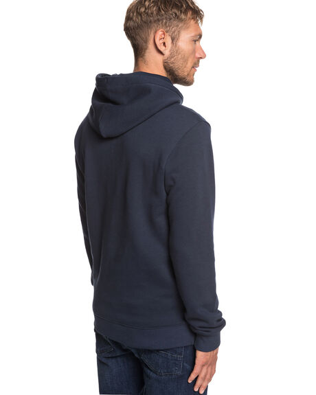 NAVY BLAZER MENS CLOTHING QUIKSILVER JUMPERS - EQYFT03922-BYJ0