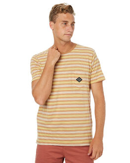 BISCUIT MENS CLOTHING THE CRITICAL SLIDE SOCIETY TEES - AST1724BSCT