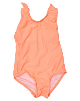PEACH PEARL KIDS TODDLER GIRLS SEAFOLLY SWIMWEAR - 15607TPCH