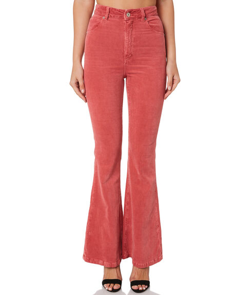 HOT FLAMINGO WOMENS CLOTHING A.BRAND JEANS - 71475-4026