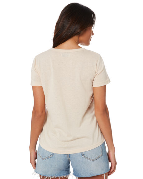 LATTE WOMENS CLOTHING SWELL TEES - S8211002LATTE