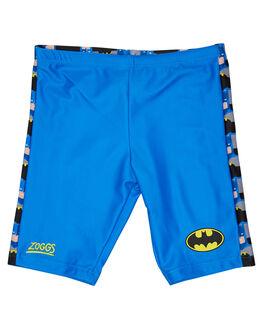 BLUE MULTI KIDS BOYS ZOGGS SWIMWEAR - 6046192BLMLT