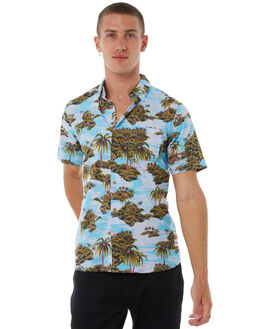OCEAN BLISS MENS CLOTHING HURLEY SHIRTS - AJ1850452
