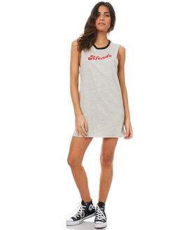 GREY MARLE WOMENS CLOTHING AFENDS DRESSES - 51-03-138GMAR