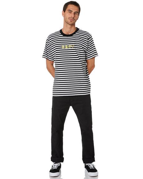 BLACK CANVAS MENS CLOTHING LEVI'S PANTS - 34233-0000BLKCA