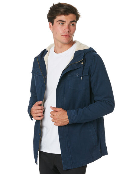 NAVY MENS CLOTHING SWELL JACKETS - S5162384NAVY