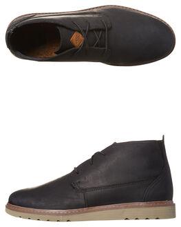 BLACK MENS FOOTWEAR REEF BOOTS - A3627BLA