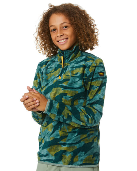 GREEN AOP BOARDSPORTS SNOW O'NEILL KIDS - 0P02756900
