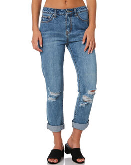 THD WOMENS CLOTHING RUSTY JEANS - PAL1089THD