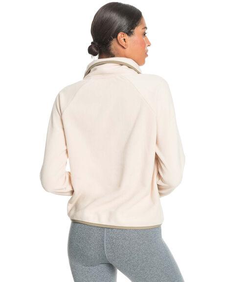 NOVELLE PEACH WOMENS CLOTHING ROXY HOODIES + SWEATS - ERJFT04398-TEA0