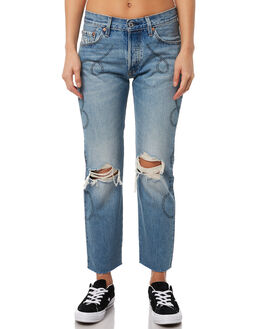 BIRTHDAY BAE WOMENS CLOTHING LEVI'S JEANS - 36200-0003BYB