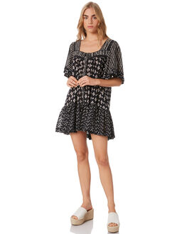 BLACK WOMENS CLOTHING FREE PEOPLE DRESSES - OB11039840010